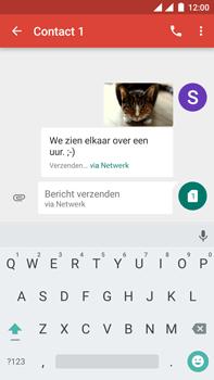 OnePlus 3 - MMS - Afbeeldingen verzenden - Stap 12