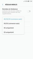Samsung A320F Galaxy A3 (2017) - Android Nougat - Réseau - Changer mode réseau - Étape 7