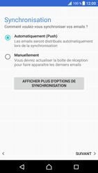 Sony Xperia XZ Premium - E-mails - Ajouter ou modifier votre compte Outlook - Étape 13
