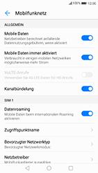 Huawei P10 Lite - Ausland - Im Ausland surfen – Datenroaming - 2 / 2
