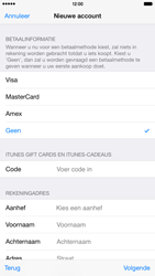 Apple iPhone 6 Plus (iOS 8) - apps - account instellen - stap 19
