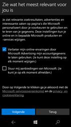 Microsoft Lumia 550 - apps - account instellen - stap 16