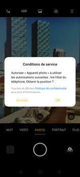Oppo A72 - Photos, vidéos, musique - Créer une vidéo - Étape 4