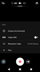 Sony Xperia XA2 - Photos, vidéos, musique - Créer une vidéo - Étape 10