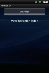 Sony Ericsson Xperia Mini Pro - E-mail - handmatig instellen - Stap 4