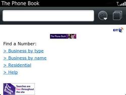 BlackBerry 9360 Curve - Internet - Internet browsing - Step 10