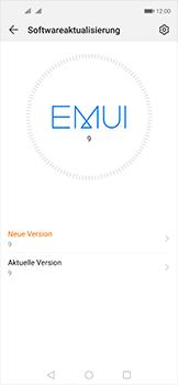 Huawei Nova 5T - Software - Installieren von Software-Updates - Schritt 6