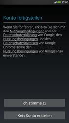 HTC One Max - Apps - Konto anlegen und einrichten - 15 / 22