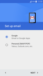 Samsung A300FU Galaxy A3 - E-mail - Manual configuration (gmail) - Step 8