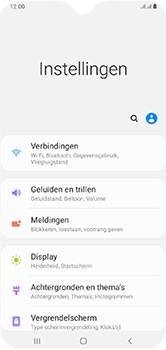 Samsung Galaxy A10 - internet - data uitzetten - stap 4