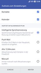 HTC 10 - Android Nougat - E-Mail - Konto einrichten (outlook) - Schritt 9