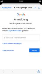 Apple iPhone 8 - iOS 14 - E-Mail - 032a. Email wizard - Gmail - Schritt 7