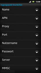 Sony Xperia Sola - Internet - Apn-Einstellungen - 0 / 0
