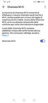 Huawei P30 Lite - WiFi - Attivare WiFi Calling - Fase 9