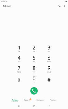 Samsung galaxy-tab-a-8-0-lte-2019-sm-t295 - Beveiliging en ouderlijk toezicht - Nummer blokkeren - Stap 5