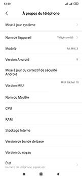 Xiaomi Mi Mix 3 5G - Logiciels - Installation de mises à jour - Étape 4