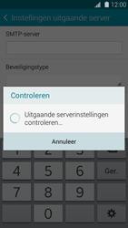 Samsung G800F Galaxy S5 Mini - E-mail - Account instellen (POP3 zonder SMTP-verificatie) - Stap 15