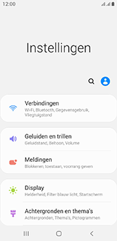 Samsung galaxy-a6-sm-a600fn-ds-android-pie - WiFi - Mobiele hotspot instellen - Stap 4