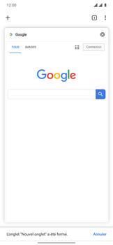 OnePlus 7T Pro - Internet et connexion - Naviguer sur internet - Étape 19