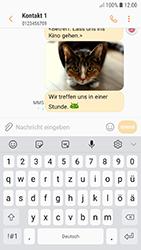 Samsung Galaxy A5 (2017) - MMS - Erstellen und senden - 21 / 22