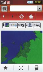 Samsung S5230 Star - internet - hoe te internetten - stap 11