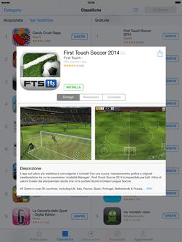 Apple iPad mini iOS 7 - Applicazioni - Configurazione del negozio applicazioni - Fase 6