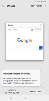 Samsung Galaxy Note9 - Internet - Navigation sur Internet - Étape 15