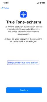 Apple iphone-11-model-a2221 - Instellingen aanpassen - Nieuw toestel instellen - Stap 47