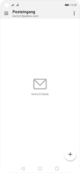 Huawei Nova 5T - E-Mail - 032b. Email wizard - Yahoo - Schritt 9