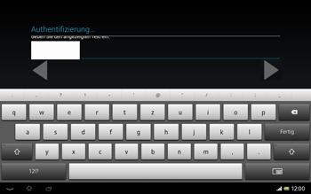 Sony Xperia Tablet Z LTE - Apps - Einrichten des App Stores - Schritt 21