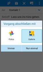 Samsung G388F Galaxy Xcover 3 - E-Mail - E-Mail versenden - Schritt 13