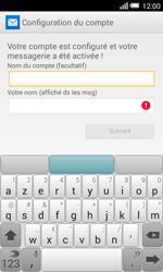 Alcatel OT-5050X Pop S3 - E-mails - Ajouter ou modifier un compte e-mail - Étape 20