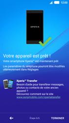 Sony Xperia M4 Aqua - Premiers pas - Créer un compte - Étape 23