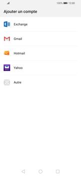 Huawei P Smart 2020 - E-mails - Ajouter ou modifier un compte e-mail - Étape 4
