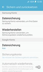 Samsung Galaxy Xcover 3 VE - Fehlerbehebung - Handy zurücksetzen - 7 / 12