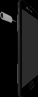 Huawei P10 - SIM-Karte - Einlegen - Schritt 2