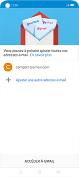 Oppo Find X2 Neo - E-mails - Ajouter ou modifier un compte e-mail - Étape 21