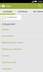 Alcatel OT-5050X Pop S3 - Applicaties - Downloaden - Stap 6