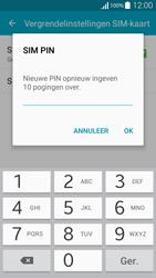 Samsung Galaxy S5 mini 4G (SM-G800F) - Beveiliging en ouderlijk toezicht - Hoe wijzig ik mijn SIM PIN-code - Stap 9