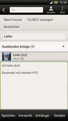 HTC One X - E-Mail - E-Mail versenden - 14 / 16