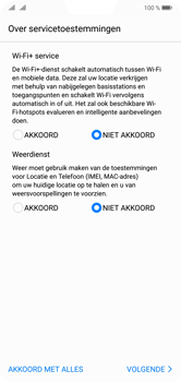Huawei P20 Lite Dual-SIM (Model ANE-LX1) - Instellingen aanpassen - Nieuw toestel instellen - Stap 11