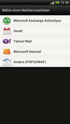 HTC One S - E-Mail - Manuelle Konfiguration - Schritt 6