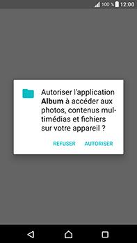 Sony Xperia XA1 Ultra - Photos, vidéos, musique - Envoyer une photo via Bluetooth - Étape 4
