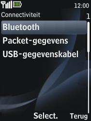 Nokia 2730 classic - bluetooth - aanzetten - stap 5