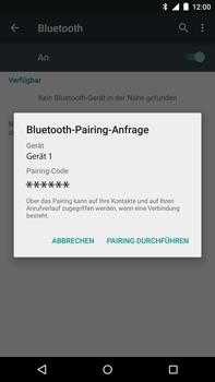 Motorola Google Nexus 6 - Bluetooth - Geräte koppeln - Schritt 9