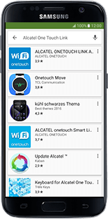 Alcatel MiFi Y900 - Apps - Anwendung für das Smartphone herunterladen - Schritt 7