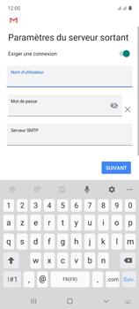 Samsung Galaxy A71 - E-mails - Ajouter ou modifier un compte e-mail - Étape 19