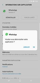 Samsung Galaxy S8 Plus - Applications - Comment désinstaller une application - Étape 7
