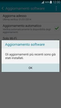 Samsung Galaxy Note 4 - Software - Installazione degli aggiornamenti software - Fase 10