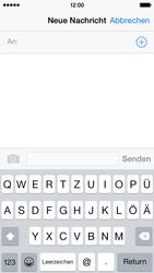 Apple iPhone 5 - MMS - Erstellen und senden - 6 / 17